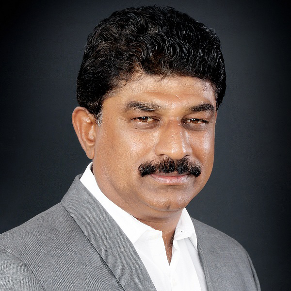 A Srinivasa Reddy - SNIS Trustee and Secretary