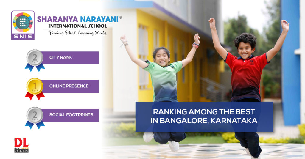 SNIS Ranks as One of Top Schools in Bengaluru