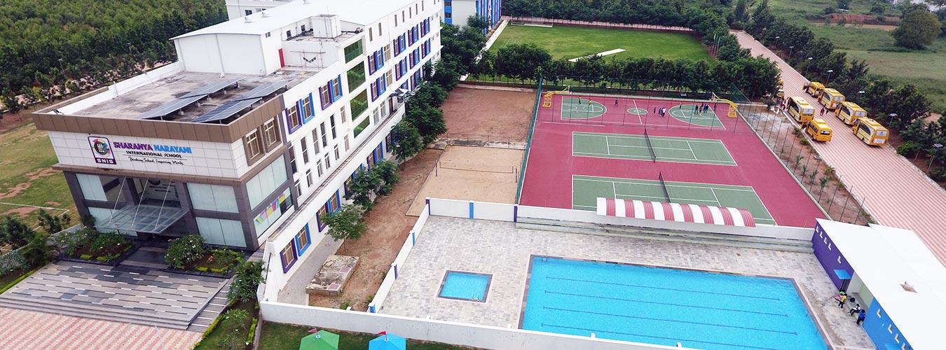 Sharanya Narayani International School in Bangalore